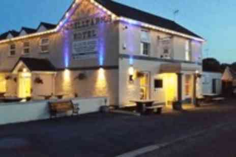 The Begelly Arms -  Two Night Pembrokeshire Coast Summer stay for 2 with Dinner and Wine - Save 0%