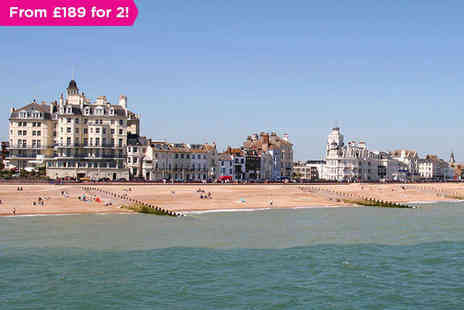Imperial Hotel - A Weekend by the Sea in Handsome Eastbourne - Save 0%