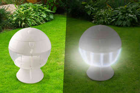 Uber Phunk - Wireless Bluetooth, water resistant iCandy garden speaker - Save 50%