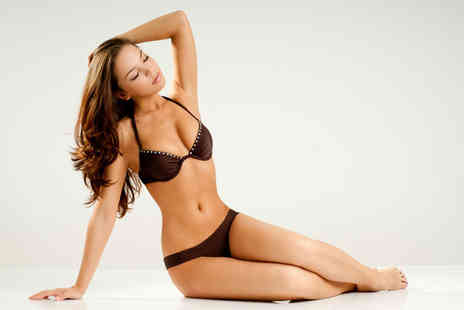 Aesthetics of London - 25 minute sessions of laser lipo - Save 62%