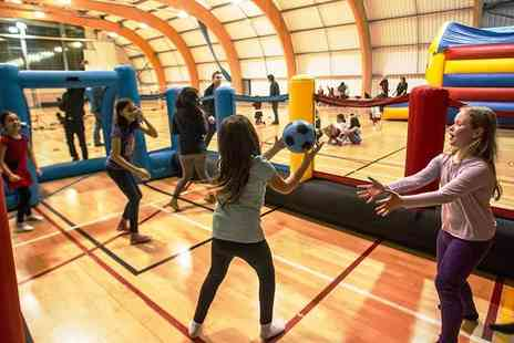 Micro Fitness - One day activity centre pass for 1 kid - Save 64%
