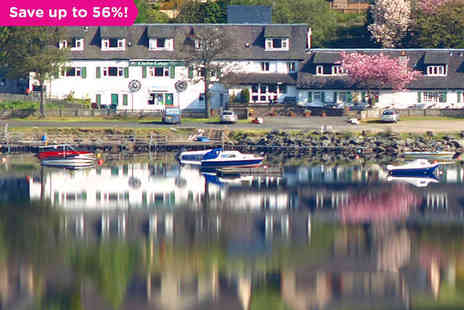 Clachan Cottage Hotel - One night stay for two - Save 56%