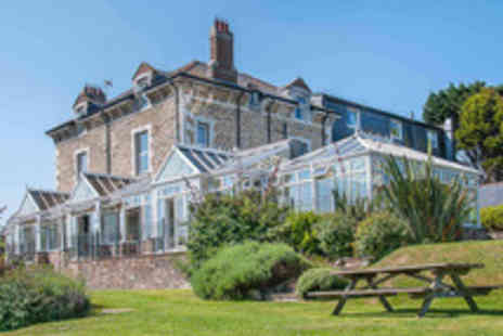 Travelsmith Holidays - One night Cornwall Beach Break With Afternoon Tea - Save 51%