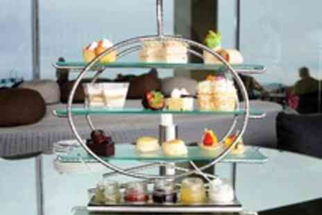 Hilton Hotel - Traditional Afternoon Tea with an Optional Earl Grey Cocktail for Two  - Save 47%