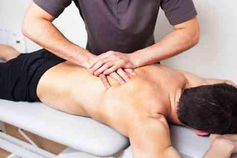 J L Sports Therapy - 30 minute Massage or Sports Analysis, Gait Diagnosis and Therapy Session - Save 60%