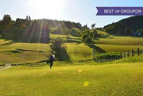 Pitlochry Golf Club - 18 Holes of Golf With Refreshments  - Save 61%