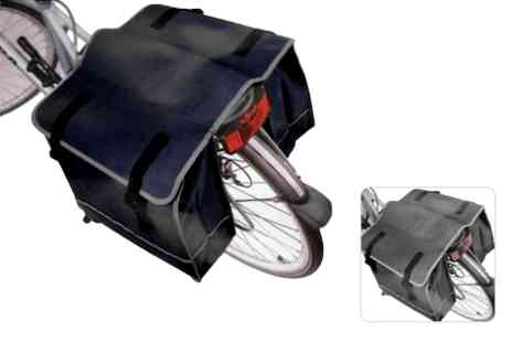SSSuperstore - Double pannier bag  - Save 50%