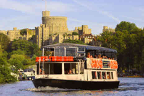 French Brothers  - Sightseeing Magna Carta Boat Tour with Lunch and Bottomless Tea & Coffee - Save 42%