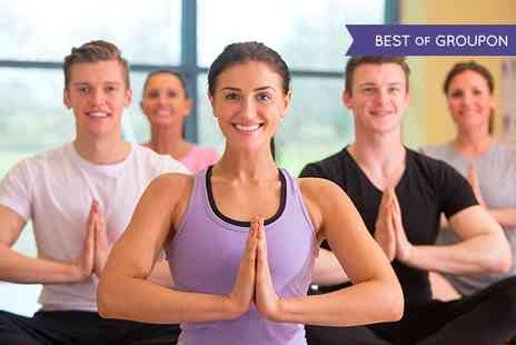 Somuchmore - Six Weeks of Yoga and Fitness classes - Save 58%
