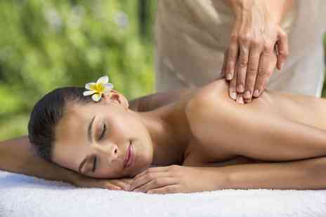 Essere Bella - Choice of One Hour Massage Plus Facial  - Save 43%