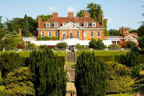 DeVere Venues Hunton Park - One or Two Nights stay For Two With Breakfast - Save 0%