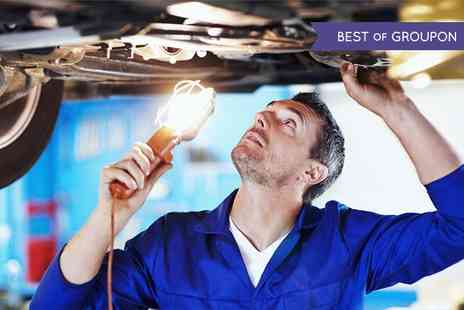 Fast Fit Auto Centre - 54 Point Car Service With Oil Change - Save 0%