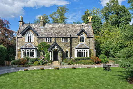 Cedar Manor Hotel - One night stay in Lake District - Save 0%