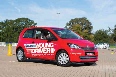 The Young Driver Training - 30 Minute Driving Experience - Save 17%
