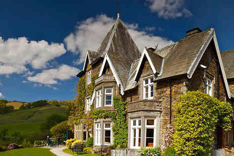 Holbeck Ghyll - One night stay in Lake District - Save 0%
