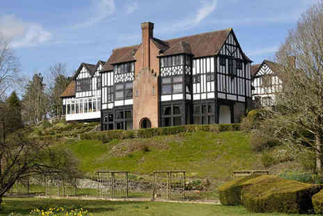 Caer Beris Manor Hotel - Two Night Stay for Two with Full Welsh Breakfast Daily - Save 50%