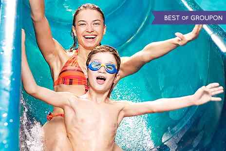 Water World - Entry to Water World Adult Plus Child - Save 0%