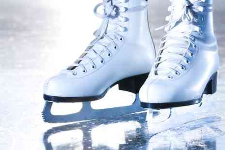 Dundee Ice Arena - Family Ice Skating Session - Save 60%