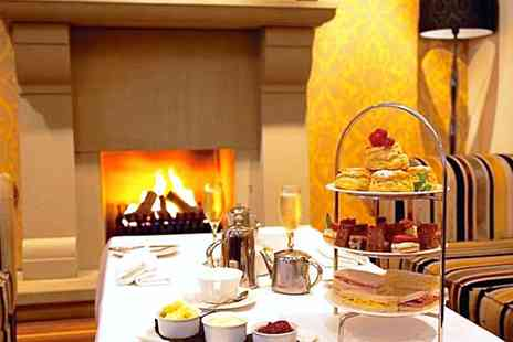 The Popinjay Country Hotel - Champagne Afternoon Tea and Spa Access For Two - Save 40%