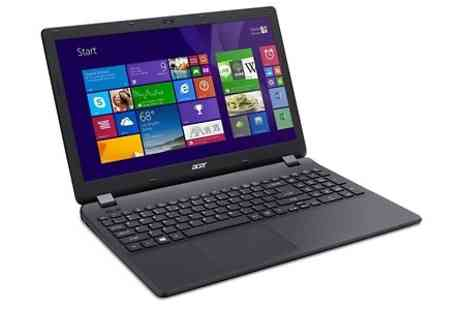 "Cheapest Electrical - Refurbished Acer Aspire ES1 512 15.6"" Laptop Intel Celeron 500GB HDD 4GB RAM Win 8.1 With Free Delivery - Save 0%"