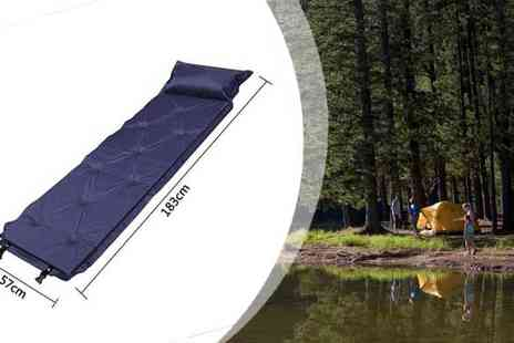 sssuperstore - Self Inflating Camping Roll - Save 36%