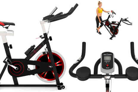 Salussports - S Spin Aerobic Training Exercise Bike - Save 49%