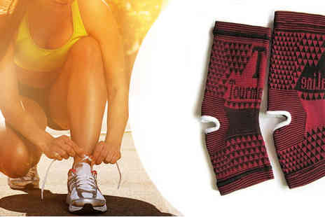 Aneeks - Magnetic Ankle Support - Save 83%