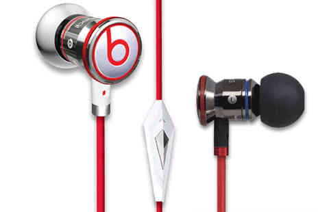 AIODistribution - iBeats by Dre In Ear Headphones - Save 75%