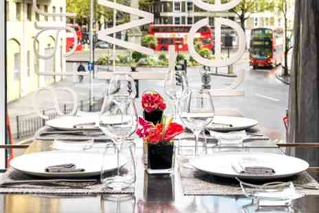 H10 London Waterloo -  Tapas & Cava for two with Access to Sky Lounge - Save 0%