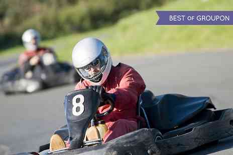 West Country Karting -  80 Laps West Country Karting  - Save 75%