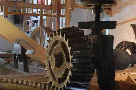 Burcott Mill -  Guided Tour For Two Adults - Save 50%
