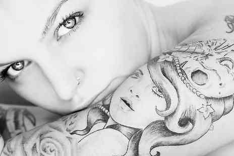 Jen n Ink Tattoos - One Hour of Tattooing - Save 0%