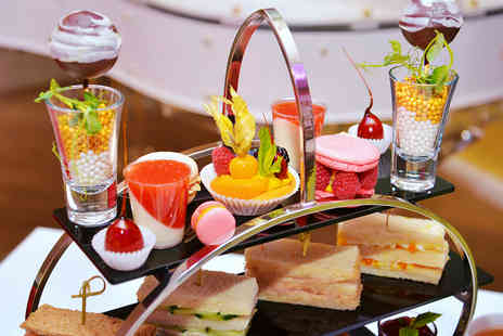 Hotel Xenia - Afternoon Tea by Michelin Star Winning Andrea Angeletti for Two - Save 42%