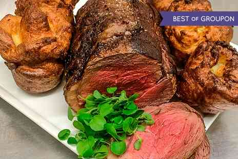 Chamberlains Restaurant - Two Course Sunday Lunch With Prosecco - Save 48%