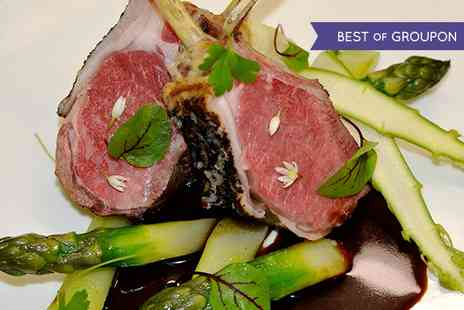 Chamberlains Restaurant - Five Dish Tasting Menu With Prosecco For Two - Save 60%