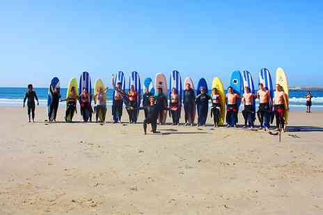 Rocco Adventure Sports - Seven Nights stay For 1 With Breakfast and Surf Classes  - Save 0%