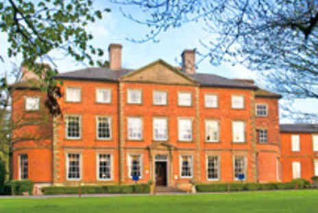 MacDonald Ansty Hall  - Manor House Hotel Break for Two in Beautiful Warwickshire Countryside - Save 57%