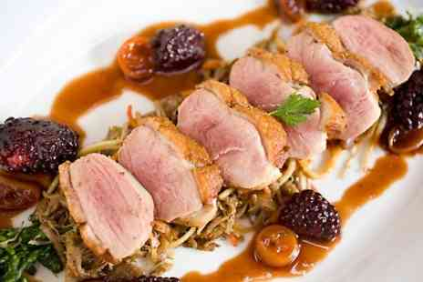 Restaurant 23 - Three Courses For Two - Save 0%