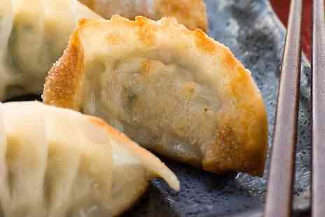 The Dumpling Tree - Two Course Chinese Meal With Soft Drinks For Two - Save 31%