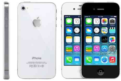 James Martin ent - Grade A or B Refurbished iPhone 4s - Save 73%