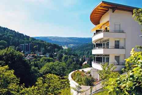 Schwarzwald Panorama - Two Night Black Forest Stay with Meals - Save 51%