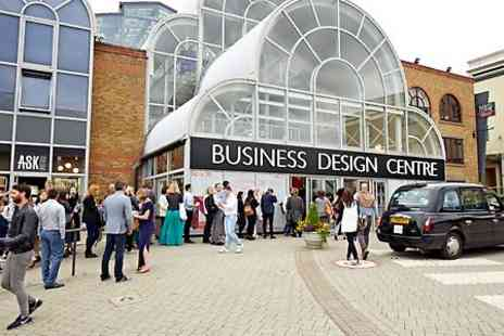 New Designers - Exhibition Entry at Business Design Centre  - Save 30%