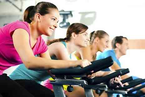 Park View Health Clubs - Three  Spin Classes - Save 47%