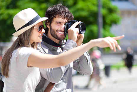 Institute of Professional Photography - Three hour DSLR photography walking tour  - Save 72%