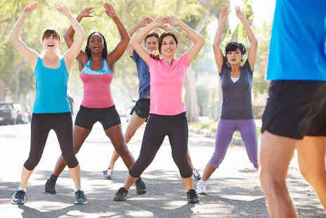 Dress Size Down - Six weeks of unlimited indoor bootcamp classes   - Save 0%