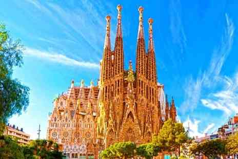 Top Tourisme - One to Three Nights With Discovery, Wellness, Flamenco, Gaudi or Gourmet Package - Save 0%