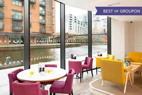 The Lounge at The Cube - Afternoon Tea For Two - Save 47%