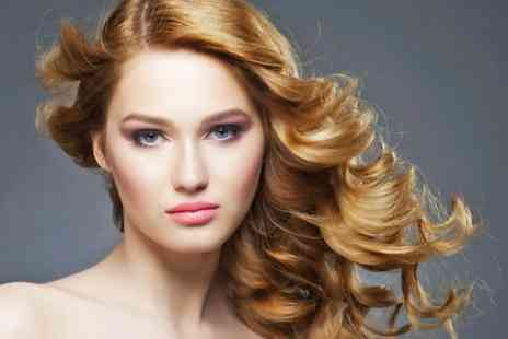 The Cutting Line - Cut and Blow Dry With Highlights - Save 18%