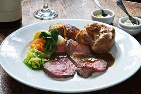 Ye Olde Inne - Three Course Sunday Roast For Two - Save 63%