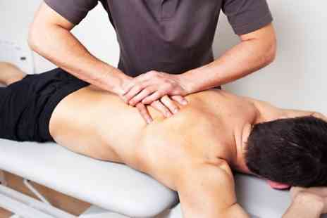 Oakwell Health - 60 Minute Full Body Sports Massage - Save 67%